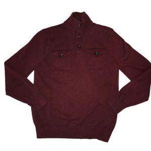 ❤️ Banana Republic Turtleneck Sweatshirt NWOT ❤️